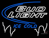 Budlight Ice Cold Neon Sign
