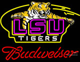 Budweiser Awesome LSU Tigers Logo Neon Sign NCAA