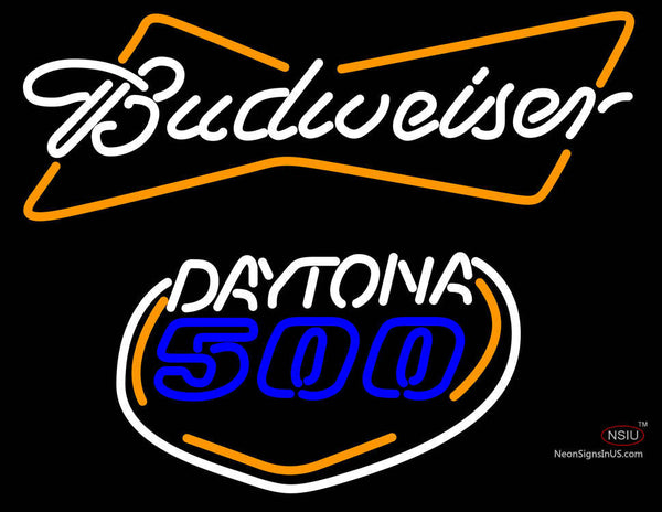Budweiser Daytona  Neon Sign
