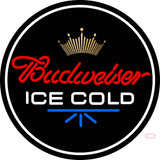 Budweiser Icecold Neon Sign
