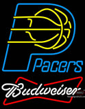 Budweiser Indiana Pacers NBA Neon Sign