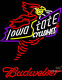 Budweiser Killer Iowa State Cyclones Neon Sign Sale Price Look