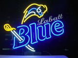 Buffalo Sabres Labatt Blue Neon Sign