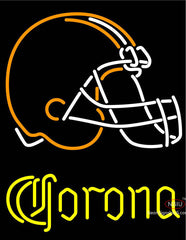 Corona Cleveland Browns NFL Neon Sign