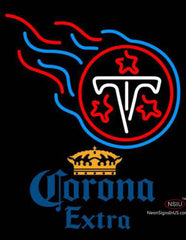 Corona Extra Tennessee Titans NFL Neon Sign