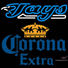 Corona Extra Toronto Blue Jays MLB Neon Sign