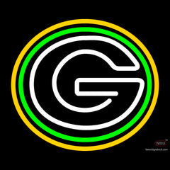 Custom Green Bay Packers Nfl Neon Sign