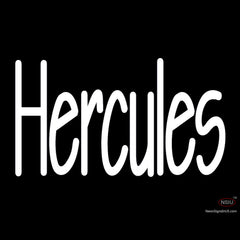 Custom Hurcules Neon Sign