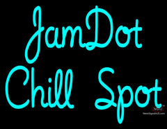 Custom Jamdot Chill Spot Neon Sign