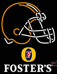 Fosters Cleveland Browns NFL Neon Sign