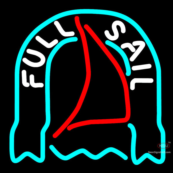 Fosters Full Sail Neon Beer Sign x