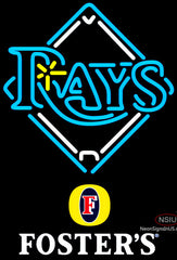 Fosters Tampa Bay Rays MLB Neon Sign  7