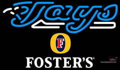Fosters Toronto Blue Jays MLB Neon Sign