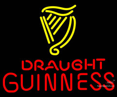Guinness Draught Neon Beer Sign