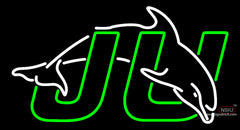 Jacksonville Dolphins Neon Sign