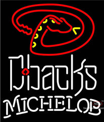 Michelob Arizona Diamondbacks MLB Neon Sign