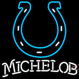 Michelob Indianapolis Colts NFL Neon Sign   x