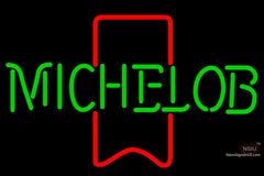 Michelob Neon Beer Sign