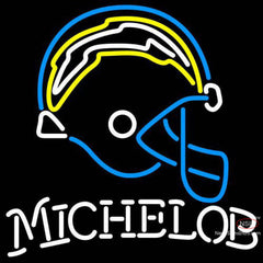 Michelob San Diego Chargers NFL Neon Sign