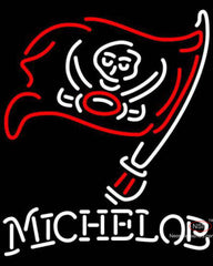 Michelob Tampa Bay Buccaneers NFL Neon Sign