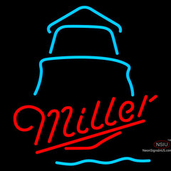 Miller Day Lighthouse Neon Sign x