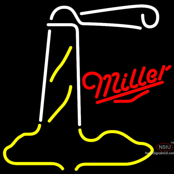 Miller Lighthouse Neon Sign x