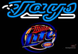 Miller Lite Toronto Blue Jays MLB Neon Sign