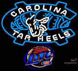 Miller Lite Unc North Carolina Tar Heels MLB Neon Sign