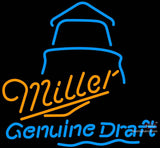 Miller MGD Day Lighthouse Neon Sign