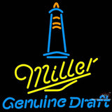 Miller MGD Lighthouse Lounge Neon Sign