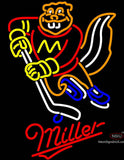 Miller Minnesota Golden Gophers Hockey Neon Sign