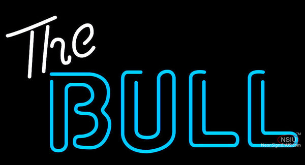 Miller The Bull Neon Beer Sign