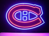 Montreal Canadiens Neon Sign