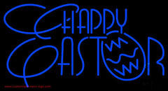 Happy Easter 1 Handmade Art Neon Sign
