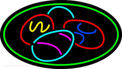 Easter Egg 1 Handmade Art Neon Sign