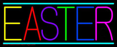 Easter 2 Handmade Art Neon Sign