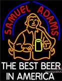 Sam Adams Americas Best Neon Beer Sign