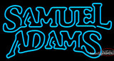 Samuel Adams Logo Neon Beer Sign