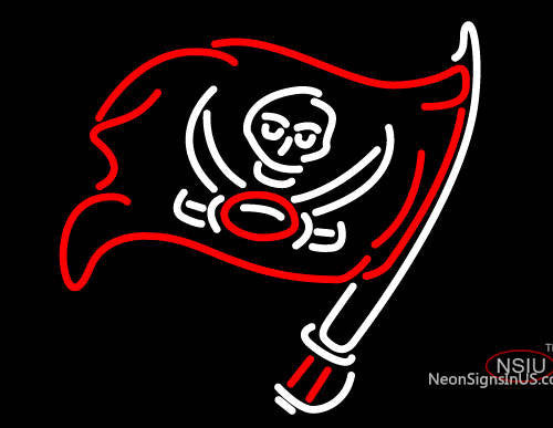 Tampa Bay Buccaneers NFL Neon Sign