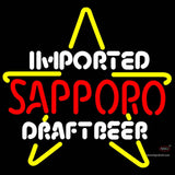 Sapporo Draft Beer Neon Sign