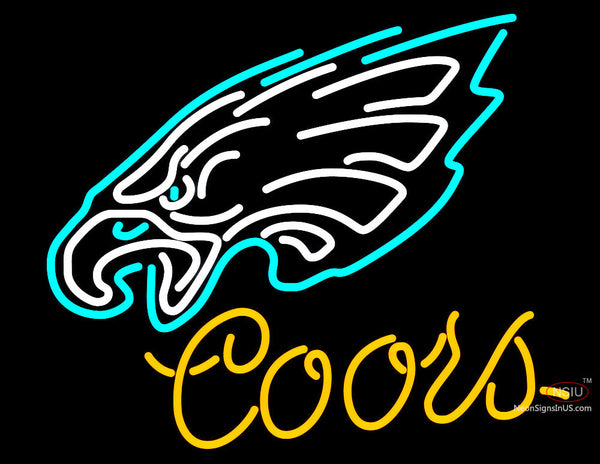 Philadelphia Eagles NFL Neon Sign