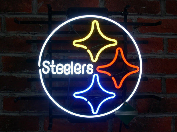 Pittsburgh Steelers Neon Sign