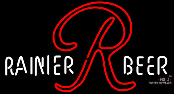 Rainier s s Bar Neon Beer Sign