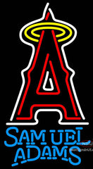 Samuel Adams Los Angeles Angels Of Anaheim MLB Neon Sign
