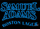Samuel Adams Double Stroke Boston Lager Neon Beer Sign
