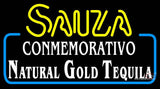 Sauza Tequila Neon Beer Sign
