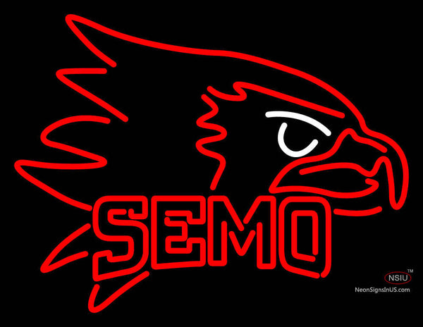 Se Missouri State Redhawks Alternate  Pres Logo NCAA Neon Sign