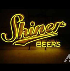 Shiner And Budweiser Neon Signs Make Me An Offer 200 Cypress