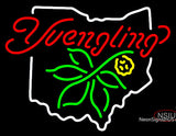 State Of Ohio Yuengling Neon Sign