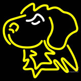 Umbc Retrievers Partial  Pres Logo Ncaa Neon Sign x